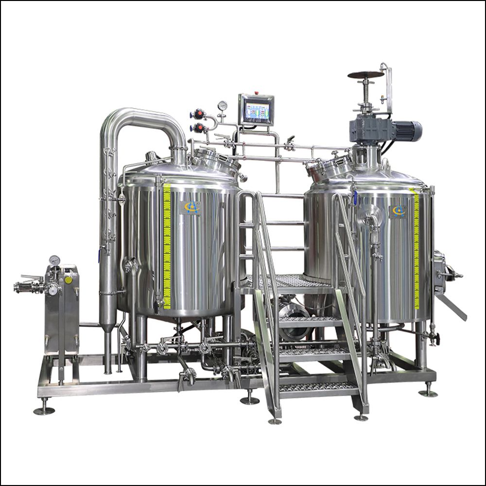 Vessel Craft Beer Brewing System