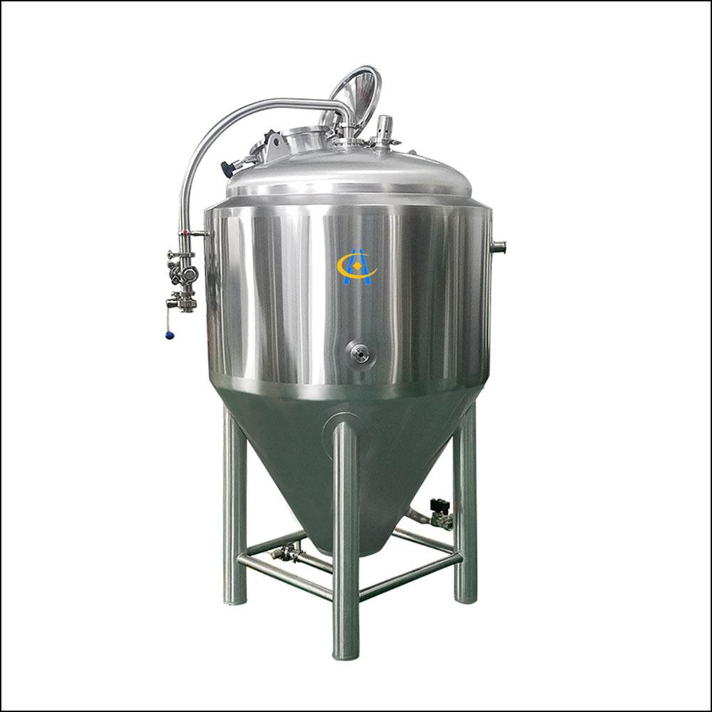 Cuve de micro fermentation en acier inoxydable 7bbl