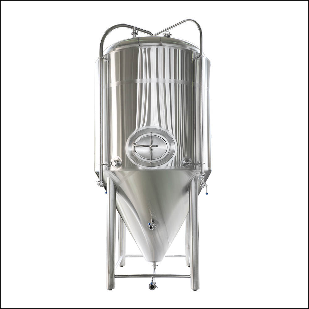 Stainless steel 2000l large fermentation tank