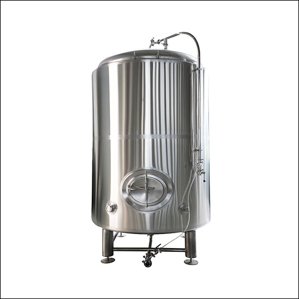 Stainless steel Brite tank for beer making machine